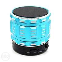194_ Mini Portable Bluetooth 4.0 Speaker with Mic, 3.5mm Aux, FM Funct
