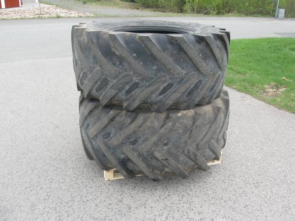 Michelin Mach X Bib 600/70r30