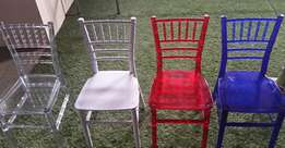 Adult and Kiddies tiffany, wimbledon & ghost Chairs for sale