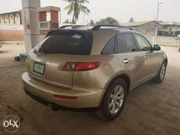 Clean Fx35 2005model for sale of 1.5m only