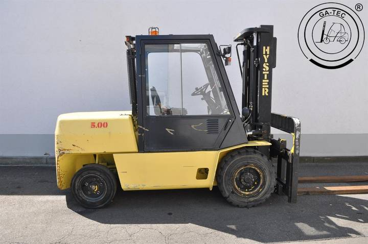 Hyster H5.00XL - 1998 - image 5