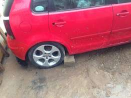 vw polo GTi rims for sale
