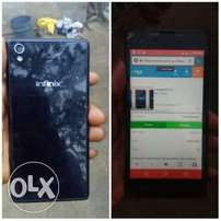 clan black berry z10for swap with a good android phone, used for sale  Port Harcourt