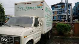 FORD - Economic /350 - BOX Truck Vehicles Information : Year = 1