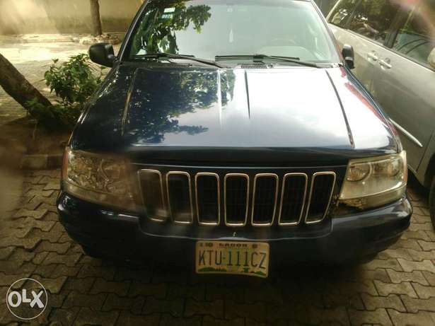 Jeep Grand Cherokee 2003 model Registered Surulere - image 2