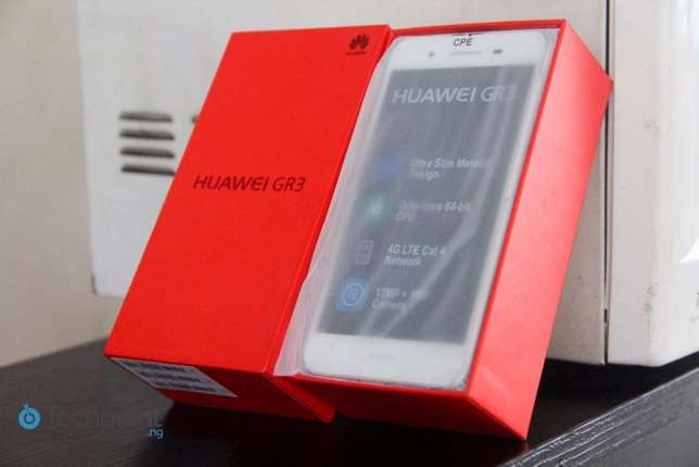 Brand New Huawei GR3 at 14,500/= with 1 Year Warranty - Shop Nairobi CBD - image 1