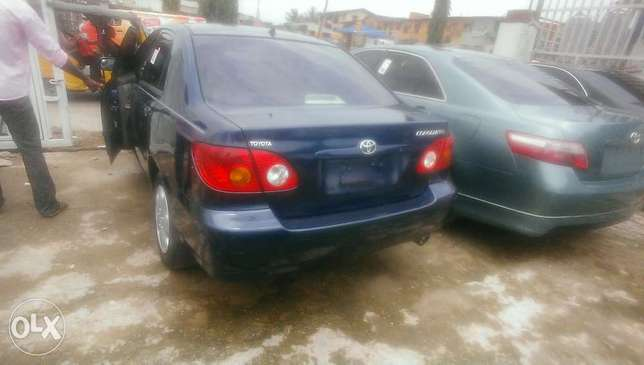 Tokunbo Toyota corolla 2003 for sale Ojodu - image 7