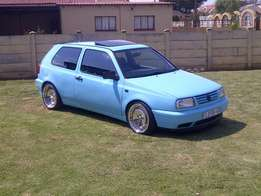 1998 vw golf for sale R18500