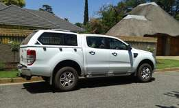 Ford Ranger XLT double cab 3.2 auto (only 29300 km)