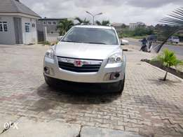 GMC outlook 4wd tokunbo