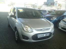 Ford Figo 1,4, Model 2013, Mileage 86000km, Code 2