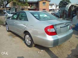 super clean toks camry 2003 model accident free
