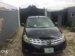 Clean Nissan Murano for Quick Sale