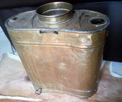 Own a piece of history - copper crop spray tank 1910 to 1930
