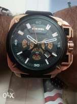 Disel chronograph original watch not use