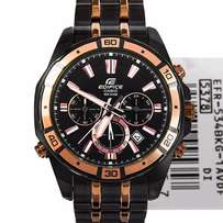 Casio Edifice Rose Gold