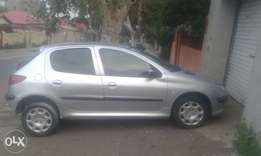 Peugot 206 very good condition for sale price negotiable.