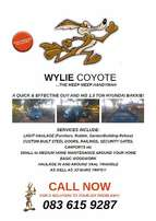 Wylie Coyote Services