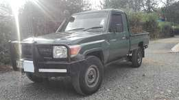 Toyota landcruiser pick up 2007 local super clean accident free