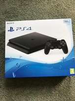Sony ps4 new and sealed