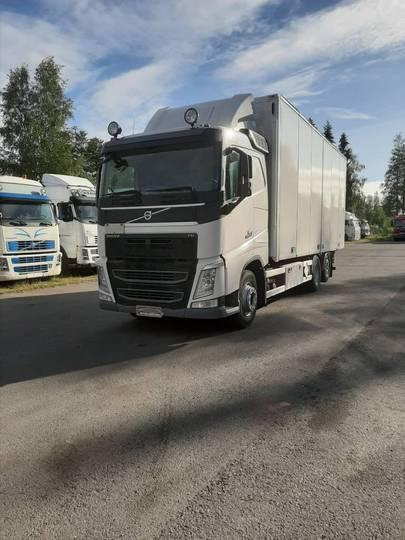 Volvo Fh13 500 - 2015