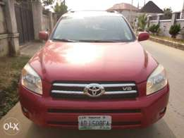 clean registered 2008 toyota Rav4 for sale