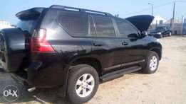 Bullet Proof 2013 Toyota Prado Available