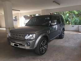 Land Rover Discovery (2008)