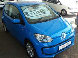 Volkswagen Move UP! 2015