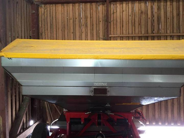 Bredal F2 3200 L. Rustfri