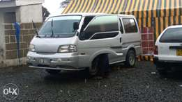 Mazda bongo.well maintained BX.petrol