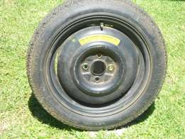 Vw Spare Wheel For Sale