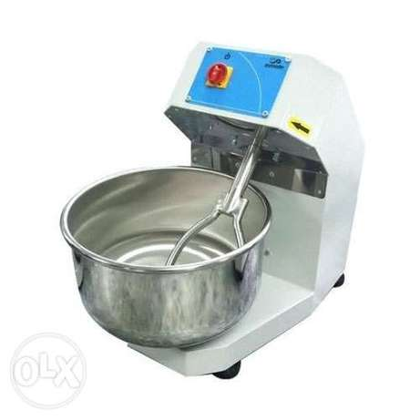 We have different size of dough mixer