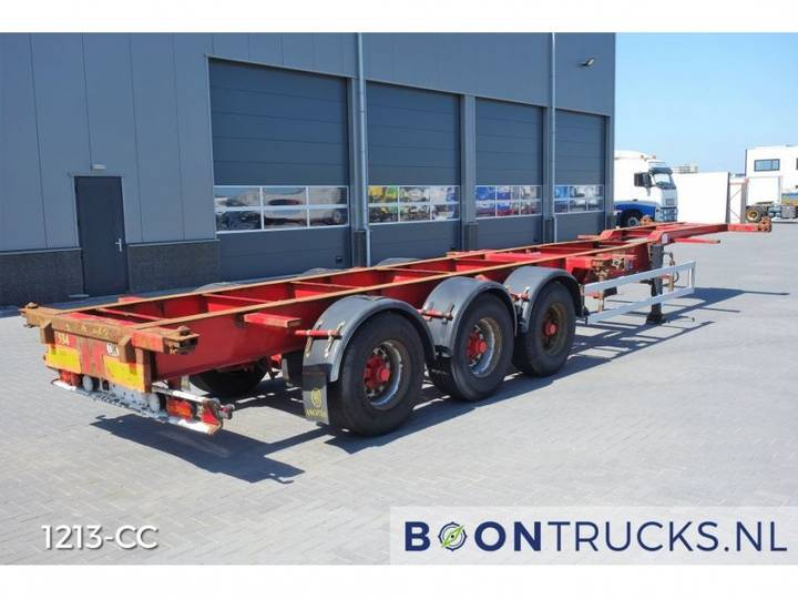 HFR 20-40ft HC Containerchassis *4800 Kg* - 2004