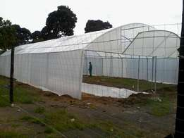 Vegetable tunnels Brits, greenhouses North West