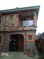 Beautif 2bedroom flat at igando 170k yearly