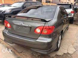 Toyota Corolla Sport Tokunbo - up for grab