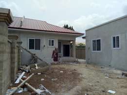Two bedroom flat n out house of one bedroom flat