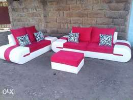 5 seater modern couch