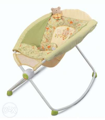 UK neatly used Fisher Price baby sleeper/rocker (just like new) Ikorodu - image 1