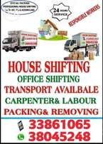 Relocation services all typr of furniture