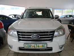 Ford Everest 3.0 4X4