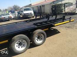 2.2 Ton trailer in excellent condition