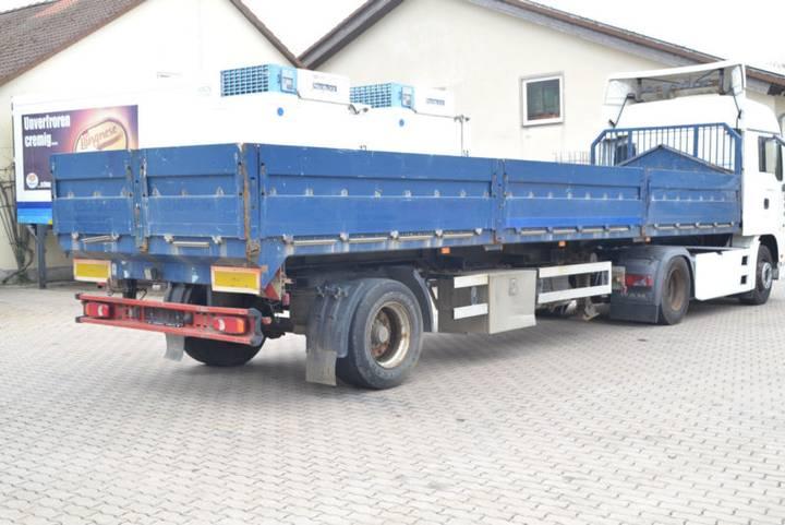 Dinkel DSAPV 22000 1-Achs Zwangsgelenkt - 2009