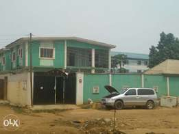Lovely 5 units 2bed flats at Idimu-Lagos for sale 40million