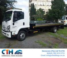 2011 Isuzu FSR 800 with Brand New Rollback Body