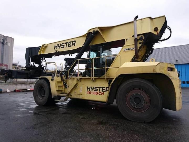 Hyster 46-36 Ch - 2011