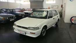 Immaculate 1997 Toyota Tazz 130