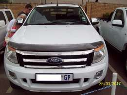 2012 Ford Ranger 3.2 TDCi XLT 4X4 Automatic