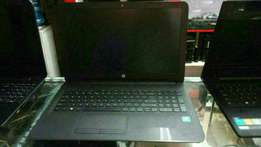 Slim HP laptop